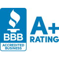 SEE WHY WE HAVE A+ RATING